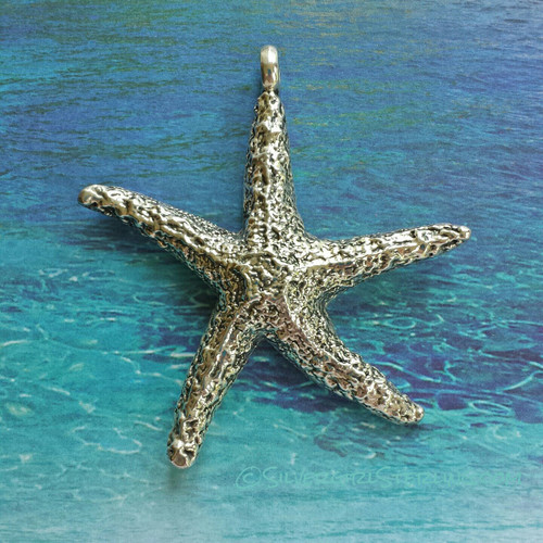 Big Star(fish) Pendant