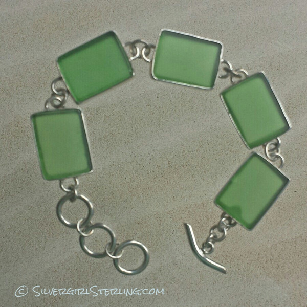 Sea Watch Bracelet - Green