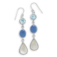 Blue Waters Earrings