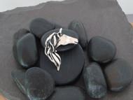Horse Head Pin/Pendant