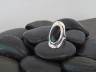 Oval Frame Ring
