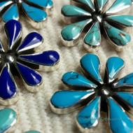 Mod Daisy Earrings (Multiple Colors)