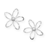 Fresh Cut Flowers Earrings