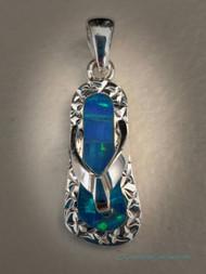 Opal Sandal Pendant