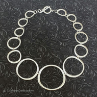 Here We Go Round Necklace