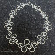 Squiggles Necklace