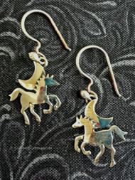 Moonlit Pony Earrings