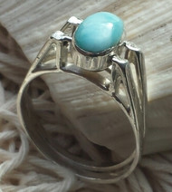 Playa Bonita Ring - Larimar