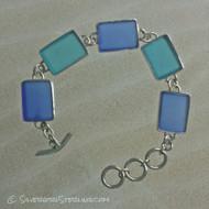 Sea Watch Bracelet - Cobalt/Azure