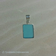 Sea Watch Pendant - Azure