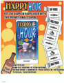 Happy Hour Promo Tickets $.50 Drinks