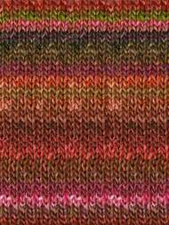 Noro - Silk Garden #84  Reds, Rusts