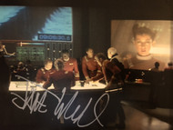Signed by Jane - in Star Trek IV