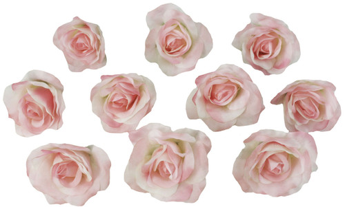 10 pink rose heads silk flower weddingreception table decorations 10 pink rose heads silk flower weddingreception table decorations bulk silk flowers mightylinksfo