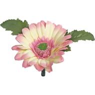 Blush Pink Daisy Mens boutonniere