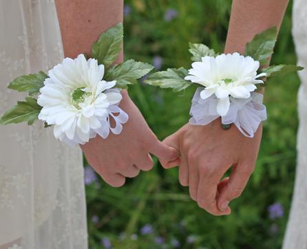 Silk Wedding Flowers Artificial Wedding Bouquets and Silk Bridal