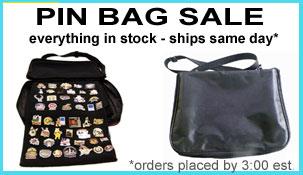 lapel pin bags