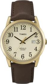 Timex Men's  City Collection Analog Display Quartz Brown Watch