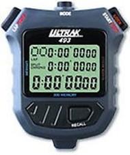Ultrak 493 Stopwatch - 300 Lap Memory