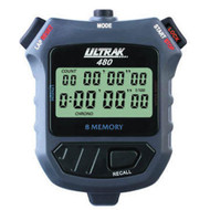 Ultrak 480 Stopwatch - 8 Lap Memory