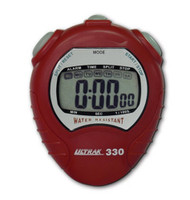 Ultrak 330 Stopwatch RED - IMPROVED!