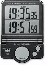 ACCUSPLIT AL530 -  ACCUSPLIT ALLIANCE Jumbo display Time /Clock