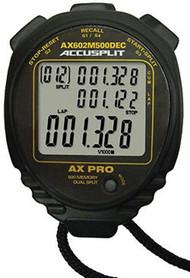 ACCUSPLIT AX602M500DEC Decimal Stopwatch