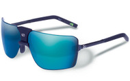 Gargoyles 85'S RUBBERIZED BLACK/SMOKE/BLUE Sunglasses