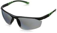 Gargoyles ASSAULT POLARIZED MT METALLIC DARK GUN/SMOKE/SILVER Sunglasses