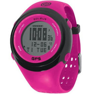Soleus GPS Fit 1.0 Pink Watch