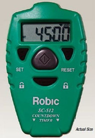 Robic SC-512 Handheld Countdown Timer