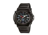 CASIO Men's Sport Watch HDA600B-1BV Black 10-Year Battery