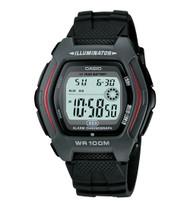 Casio Men's Sport Watch HDD600-1AV Black 10-Year Battery