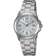 Casio Women's Classic Stainless Steel Bracelet Watch LTP1215A-7ACR