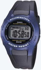 how to change date casio digital watch