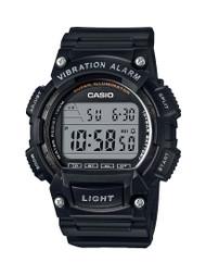 Casio Men's Digital Sport Watch W736H-1AV Black