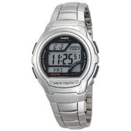 Casio Men's Waveceptor Digital Atomic Sport Watch WV58DA-1AV Silver