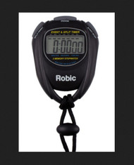 Robic SC-539 Event & Split Timer-Black (SC-539)