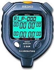 SEIKO S058 - LED Light 100 Memory Stopwatch
