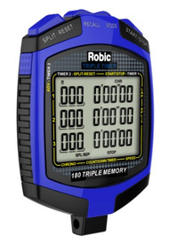 ROBIC SC-899 TRIPLE TIMER STOPWATCH