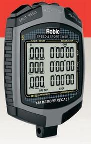ROBIC SC-889 SPEED & SPORT TIMER (SC-889)