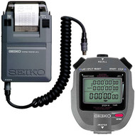 Seiko S143-SP12 Combo - 300 Lap Memory with Printer