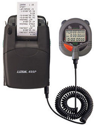 Ultrak 499 Stopwatch and Printer Set
