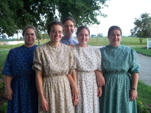 Amish Mennonite Women