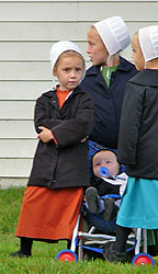 Amish Quilts - Children and Babies