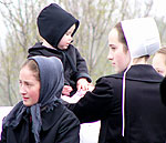 Amish Quilter - Amish Girls