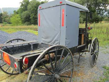 Amish Truck