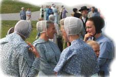 Group of German Baptist Women