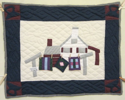 Miniature Amish Quilts for Sale Wall Hanging