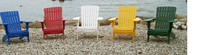 Highland Muskoka Patio Chairs